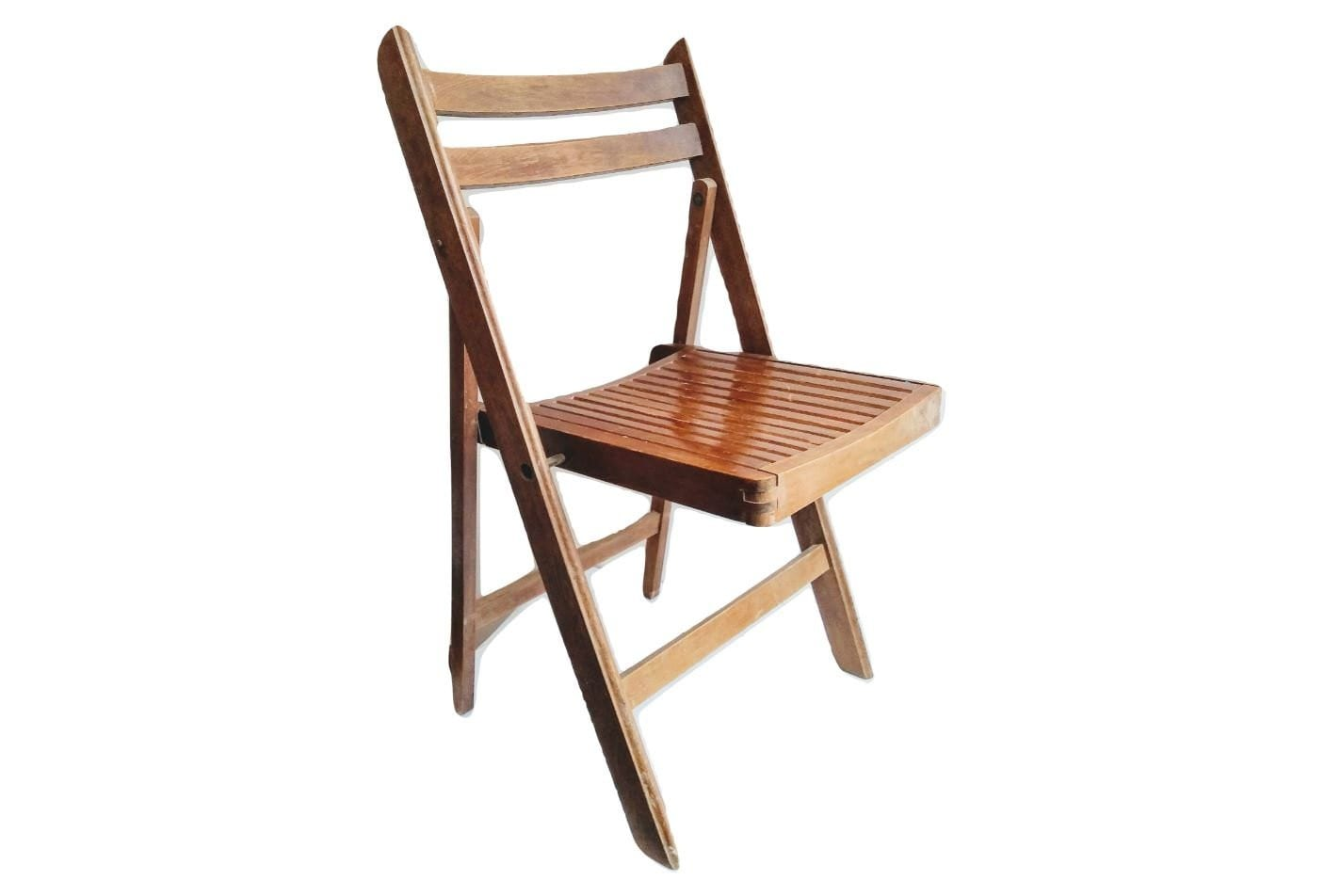 French Vintage Folding Chair